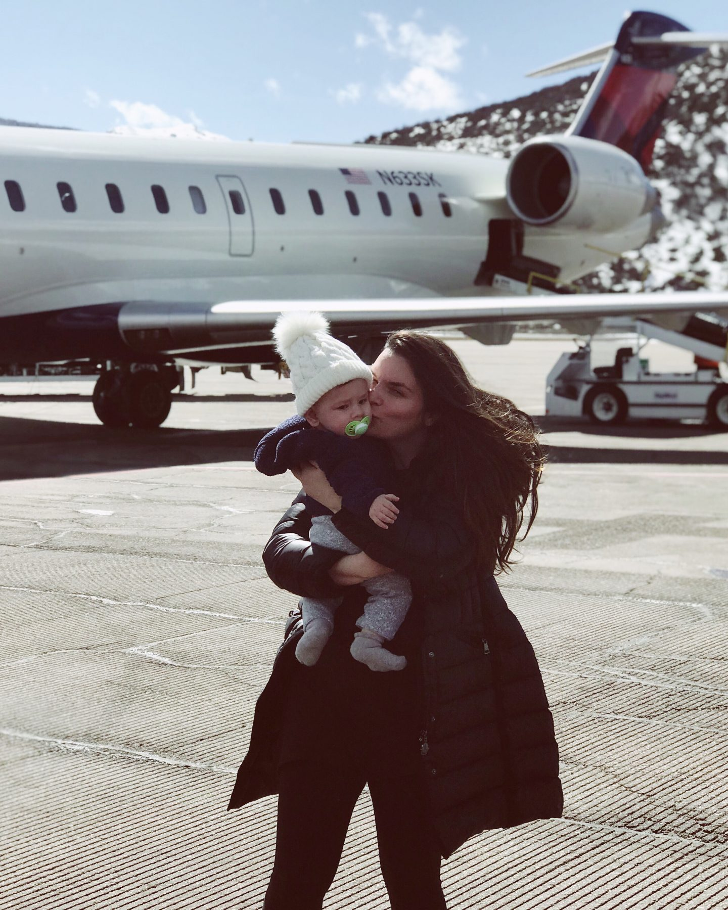 Traveling to Aspen with A baby