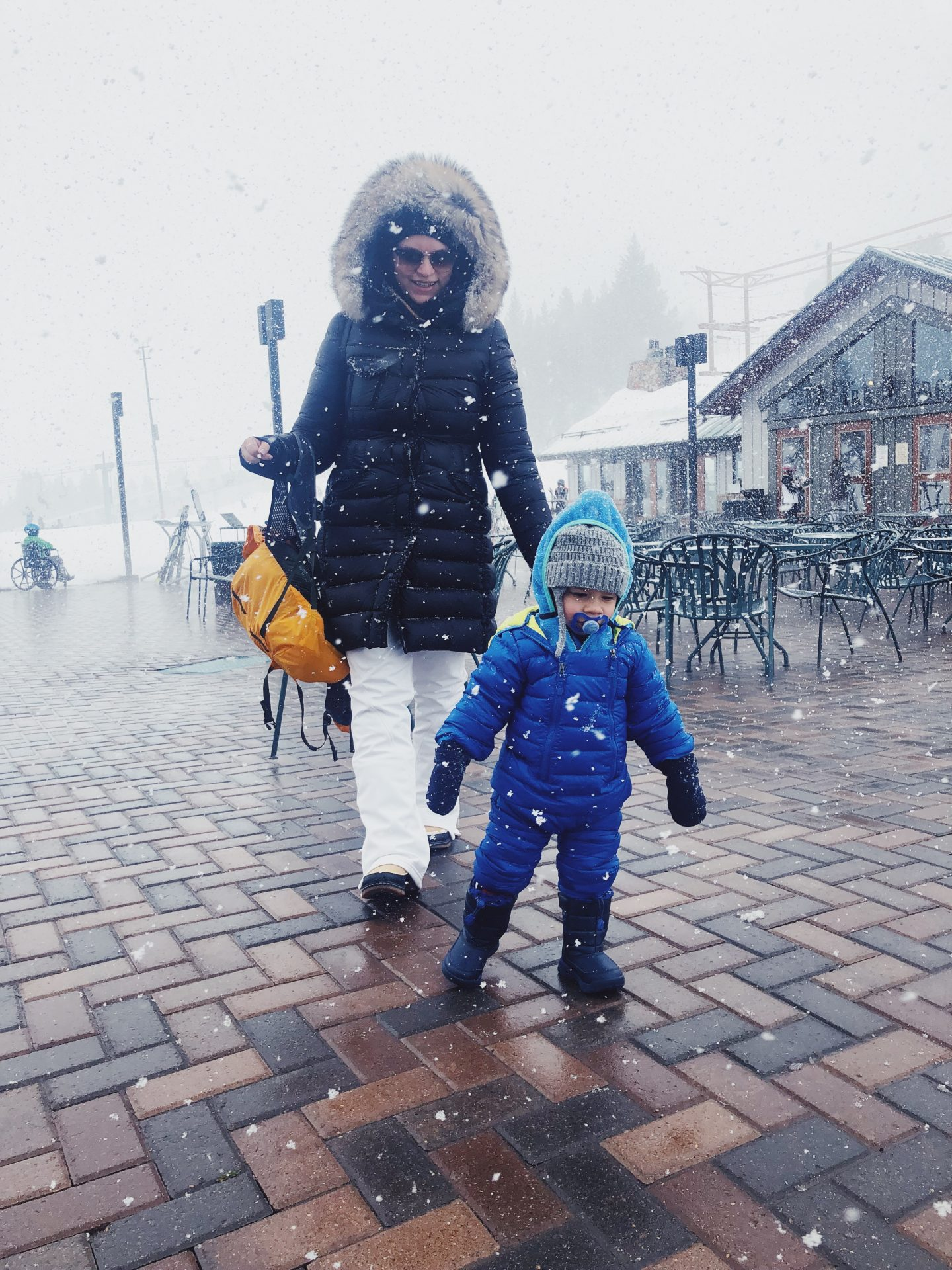 TODDLER IN VAIL ALERT! WHAT TO BRING.